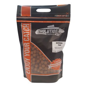 Krill boilies evolution products