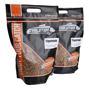 Slijmende verse tijgernoten evolution products